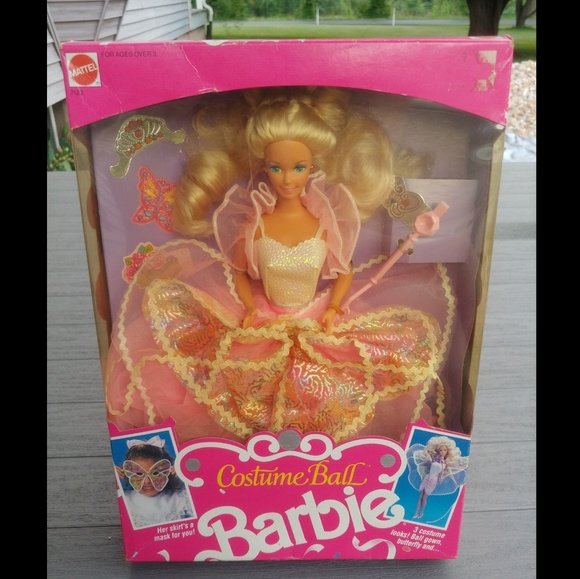 Barbie Other - 1990 Costume Ball Barbie